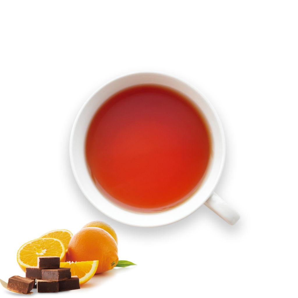 フルオーガニック紅茶/オランジュショコラ